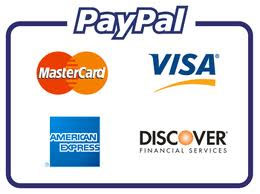 Payment Secure By Paypal